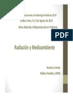 Dra.umido Radioproteccion y Medioambiente Como Protegernos