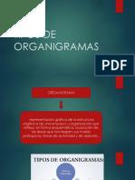 Etapa de Organizacion (tipos de organigramas)