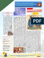 Boletin 36 Año I 12mo Domingo de Pentecostes