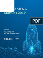 MENA Startups Report 2019