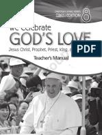 We Celebrate God's Love Gr. 8 (TM)
