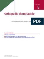 Orthopédie dentofaciale
