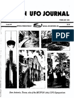 MUFON UFO Journal - February 1984