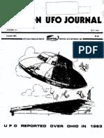 Mufon Ufo Journal - July 1982