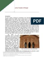 03 Krishnalila in Terracotta Temples of Bengal