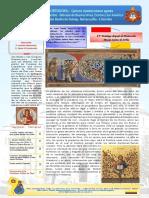 Boletin 38 Año I 13mo Domingo de Pentecostes