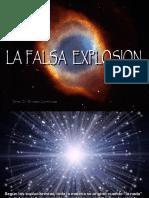 La Falsa Explosion
