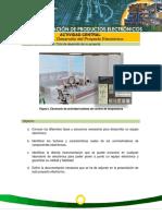 Desarrollo de Montaje de Un Sistema Electrico Con Todos Sus Requerimientos Tecnicos Actividad
