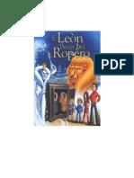 Portada el leon la bruja y el ropero