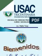 USAC TEMA 1-1