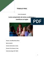 Trabajo Final (Inglés)