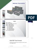 Vida Útil de Baterias Tracionárias - PDF