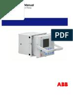 REF 615 relay manual