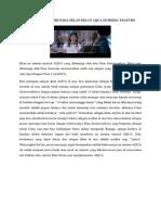 Analisis Semiotik Pada Iklan Aqua