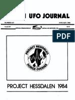 MUFON UFO Journal - January 1988