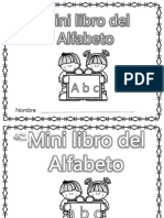 Mini libro del Alfabeto