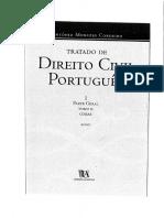 Menezes Cordeiro - Coisas (Tratado Do Dto Civil)