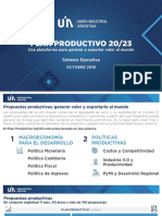 Plan Productivo 20220-2023