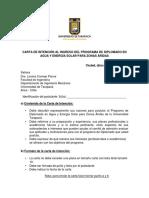 Carta de Intencion Ingreso1
