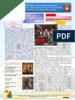 Boletin 42 Año I 16mo Domingo de Pentecostes
