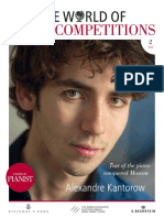 The World of Piano Competitions Issue 2 2019