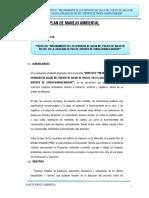 2. Plan de Manejo Ambiental