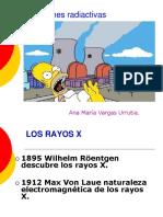 emisiones radioactivos