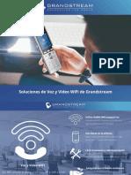 Grandstream Guía Soluciones WiFi