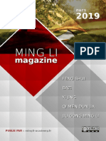 Ming Li Magazine mars_2019