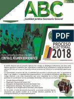 ABC 001 Del 190118 Delitos Electorales