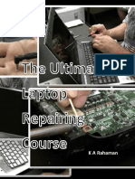 The Ultimate Laptop Repairing Course