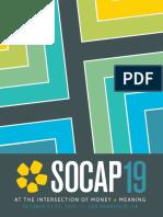 SOCAP19 Program