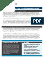 Global Compact Sust Dev