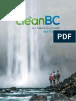 CleanBC Full Report Updated Mar2019