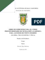 Cursonivelacion Algebra Trigonometria y Fisica
