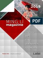 Ming Li Magazine fevrier_2019