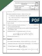 Examen 2013 Math