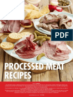 Deli Spices Processed Meat Recipes