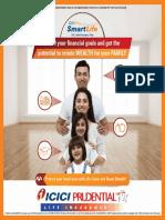 ICICI Pru Smart Life Brochure