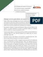 Universidad Autónoma Del Estado de Hidalgo Noticia 05 de Mayo