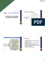 Leis e Normas Ambientais - Auditorias,Rotulagem ,e Ciclo de Vida