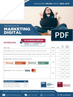 Dip. Marketing Digital Online