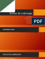 Estilos de Liderazgo (1)