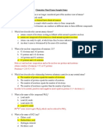 Chemistry Final Exam Review 2013 Answer Key.docx