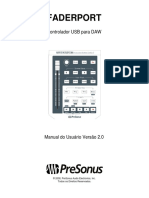 Faderport OwnersManual PO