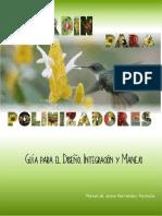 Guia Jardin Para Polinizadores