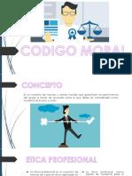 CODIGO MORAL