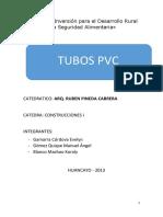 Tuberias Pvc Texto