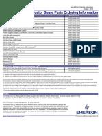 Catalogo de Partes Emerson 375