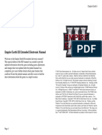 Empire Earth III - Manual - PC